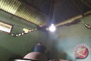 14 Rumah Rusak Akibat Gempa Di Bengkulu
