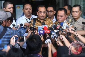 KPK Periksa Menteri Perhubungan