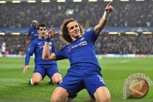 Chelsea Dan Roma Bermain Imbang