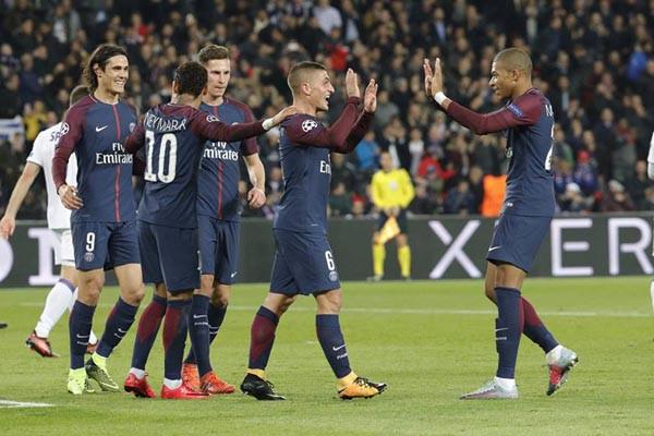 PSG terancam hukuman UEFA karena penggemar
