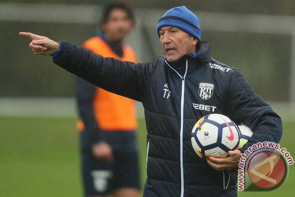 West Brom Pecat Tony Pulis