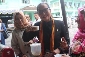 Anggota DPR RI Dukung Pengembangan Kopi Lokal Di Rejang Lebong