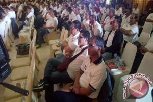 134 Direktur Utama Ikuti Rakor Kementerian BUMN di Bengkulu