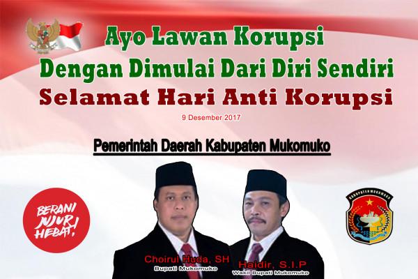 Hari Anti Korupsi