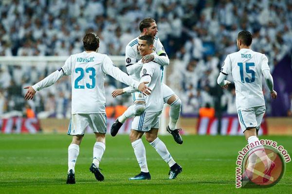 Ronaldo Sumbang Dua Gol Saat Real Hancurkan Sevilla