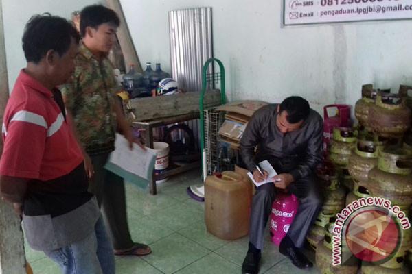 Polisi Larang Pedagang Jual Gas Melebihi HET