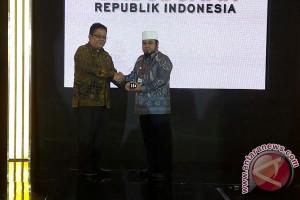 Kota Bengkulu Terima Penghargaan Dari Ombudsman