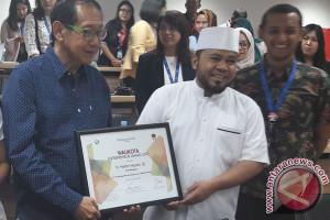 Bengkulu Terima Penghargaan KIN ASEAN 2017