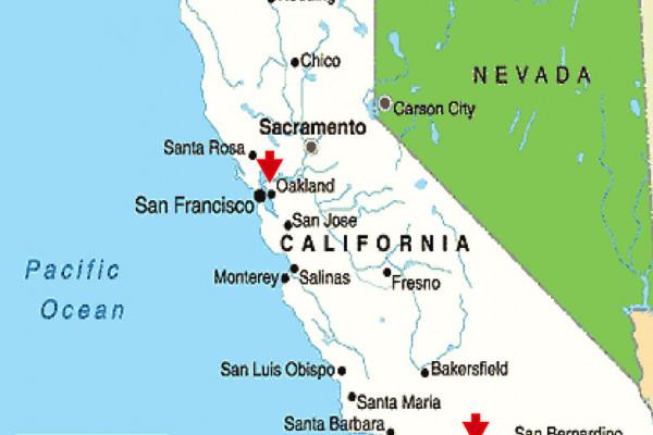 Longsor landa California, belasan orang dilaporkan tewas