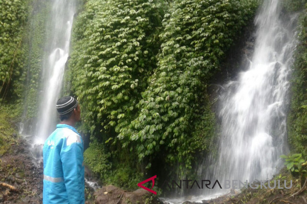 Air Terjun Pemandian Punai, Wisata baru di Rejang Lebong