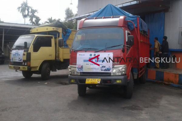 Pembagian bantuan ranstra di Mukomuko dipercepat