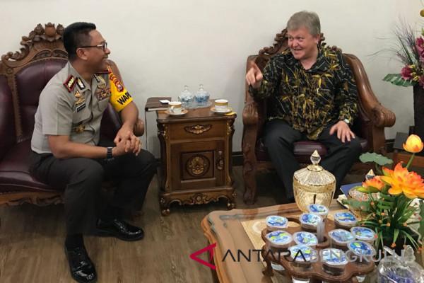 Konsul Amerika apresiasi ekspor Bengkulu ke negaranya