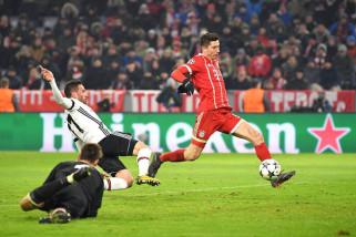 Liga Champions - Bayern hancurkan Besiktas 5-0