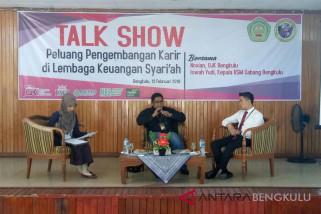 IAIN Bengkulu gelar talk show keuangan syariah