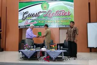 IAIN Bengkulu gelar seminar internasional persoalan riba dalam bisnis