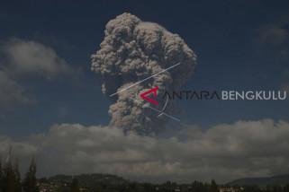 Pertamina bantu korban erupsi Sinabung