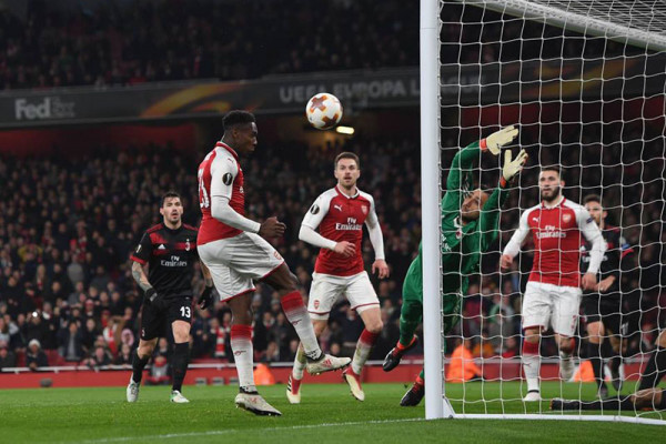 Wenger puji kegigihan Arsenal mencapai perempat final