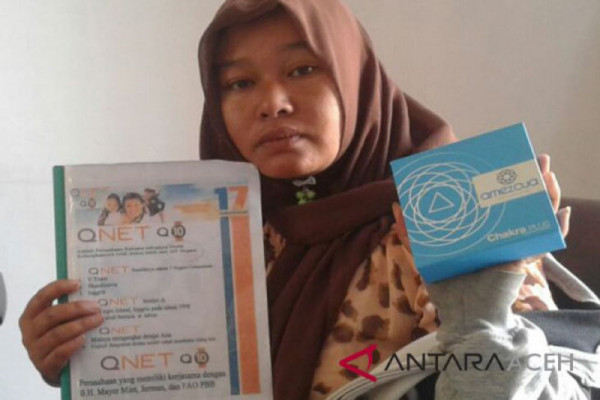 Warga Aceh tertipu ratusan juta bisnis QNET