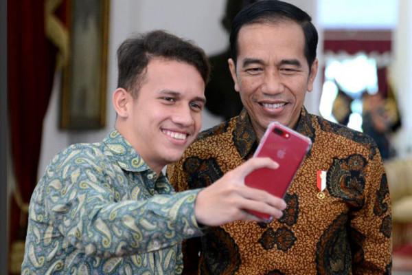 Susahnya menebak mempelai Jokowi dan juara Piala Dunia