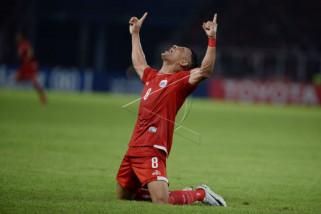 Piala AFC - Addison Alves lega jadi penentu kemenangan untuk Persija