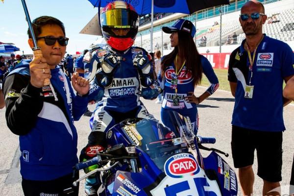 Tiga pembalap Indonesia berlaga di Belanda