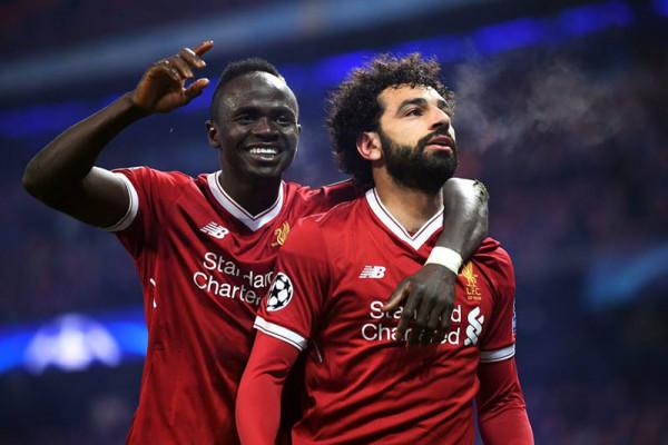 Salah inspirasi Liverpool untuk tundukkan Roma