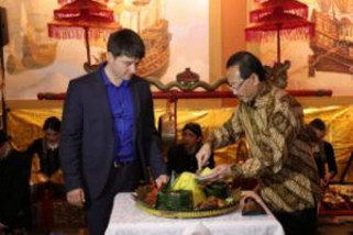 KBRI Moskow gelar Festival Kuliner di Rusia