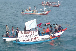 Nelayan Bengkulu pertanyakan keseriusan pemberantasan trawl