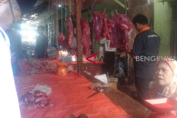 Harga daging sapi di Rejang Lebong capai Rp135.000 per kilogram