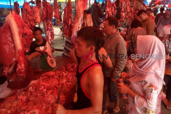 Polisi Bengkulu Selatan tetapkan tersangka penjual daging busuk