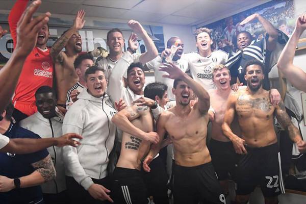 Gol Cairney bawa Fulham promosi ke Liga Inggris