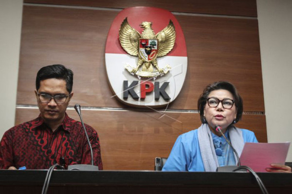 KPK tetapkan Bupati Bengkulu Selatan tersangka suap