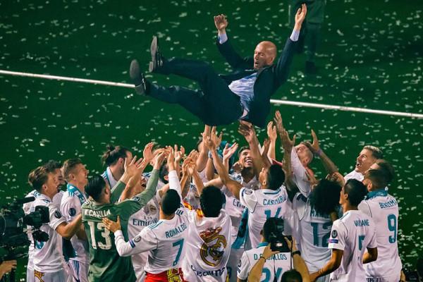 Real kesulitan setelah ditinggalkan Ronaldo dan Zidane
