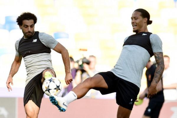 Van Dijk: Liverpool siap bersaing dengan siapapun