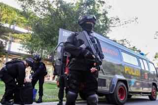 Densus amankan lima terduga teroris di sejumlah daerah di Sumbar