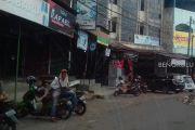 Pedagang pasar di Bengkulu juga berlibur