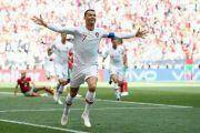 Meski kecewa, pendukung Maroko tetap suka Ronaldo