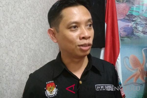 KPU: Baru empat parpol daftarkan calon legislator