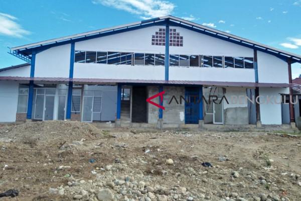 Pembangunan pasar semi modern Mukomuko tunggu hibah