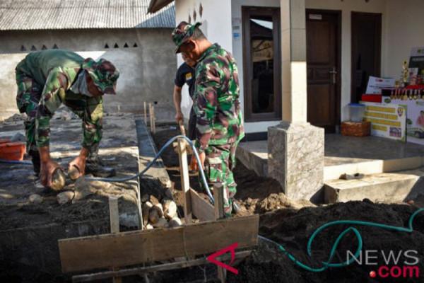 Rumah Zohri rampung sebelum HUT Kemerdekaan
