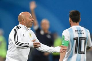 Sampaoli mundur dari pelatih Timnas Argentina