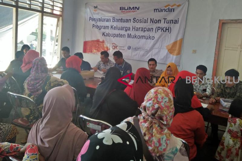 Dinsos targetkan penyaluran Bansos PKH tuntas Agustus