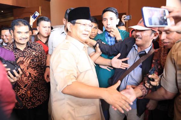 """""""Prabowo tidak anti asing"""""""