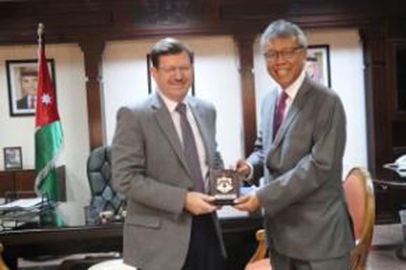 Indonesia tawarkan produksi vaksin kepada Yordania