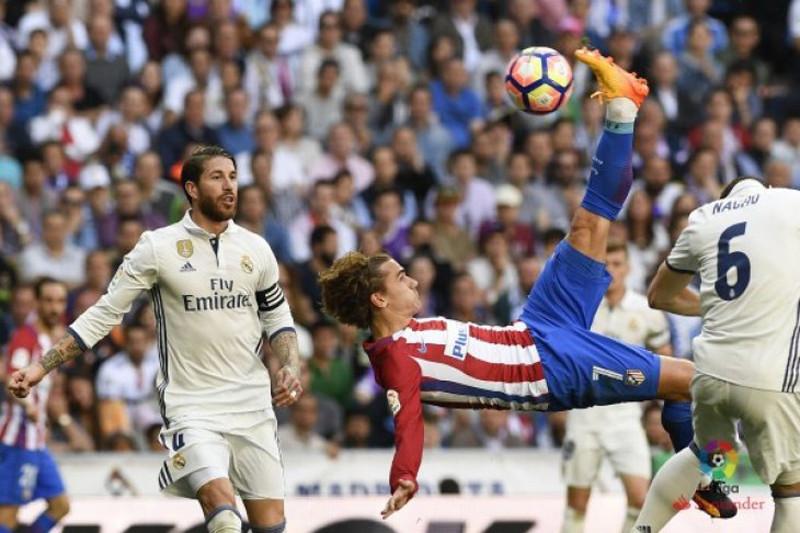 Griezmann: Level saya sama dengan Ronaldo dan Messi