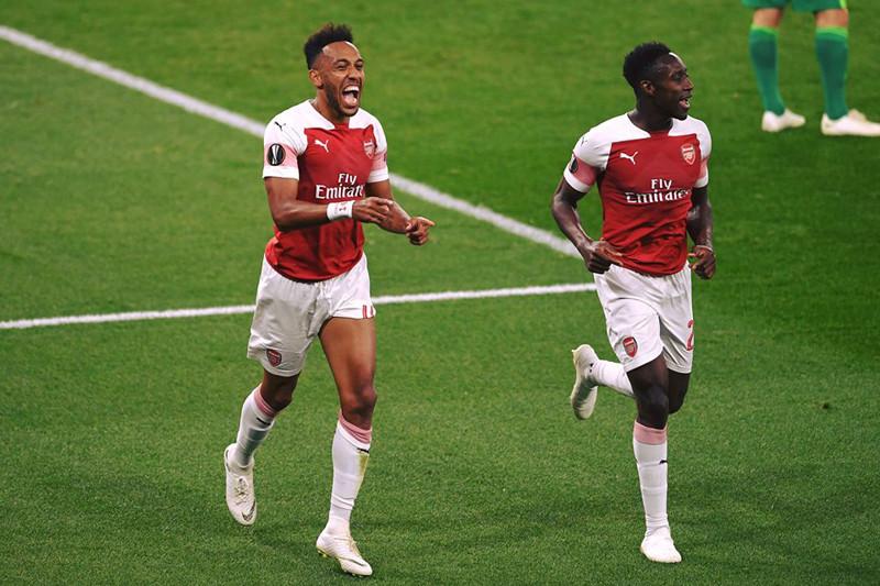 Liga Europa - Arsenal tundukkan tamu asal Ukraina 4-2