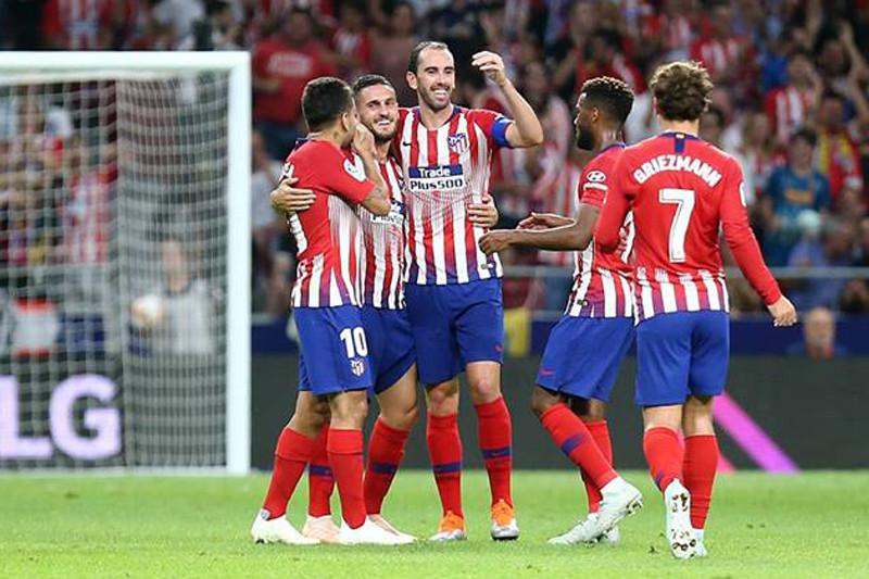 Simeone merasa nyaman saat Atletico hajar Huesca 3-0