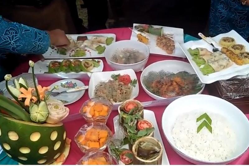 Kecamatan XIV Koto wakili Mukomuko lomba masak ikan tingkat provinsi