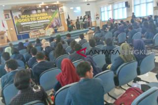 TFCA Sumatera ajak mahasiswa Bengkulu lestarikan hutan