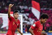AFC ubah lokasi laga Indonesia kontra India